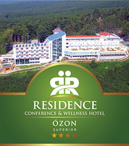 Hotel Residence Ózon**** Conference & Wellness